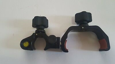Trimble Nomad  Data Colector Claw Cradle & Claw Pole Clamp