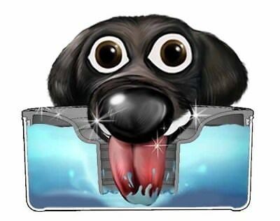 Slopper Stopper DELUXE Water BOWLS  ALL Breed Sizes (Direct From Manufacturer)