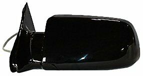 Tyc 1010132 Chevrolet C/K Pickup Driver Side Power Non-Heated Replacement Mirror