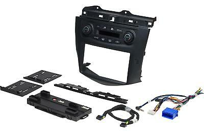 PAC RPK4-HD1101 Double/Single DIN Stereo Dash Install Kit 2003-07 Honda Accord