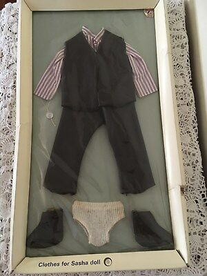 Vintage Sasha Doll Gregor Clothes Set London Outfit New in Package