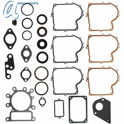 labwork-parts Replacement Gasket Set for Briggs /& Stratton 495993 for 28N 287000 eng
