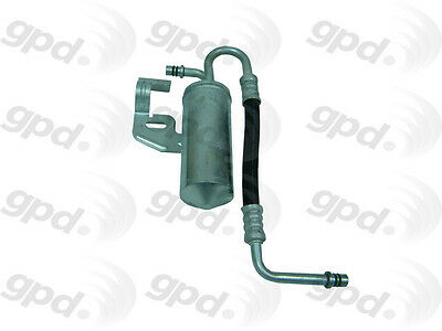 A/C Accumulator with Hose Assembly Global 4811691