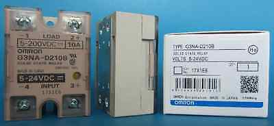 NEW IN BOX 1Pcs G3NA-D210B OMRON Solid State Relay 5-24VDC