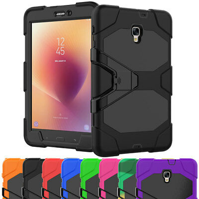 For Samsung Galaxy Tab A 8.0 inch 2017 Heavy Rugged Screen Protector Case Cover