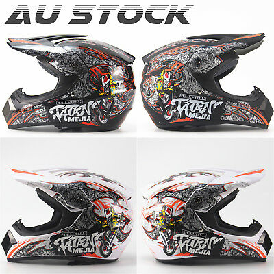 Unisex Children Motorcycle Helmets High Quality Protective Cycling Motocross