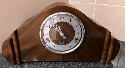 Enfield Mantle Clock Made in England