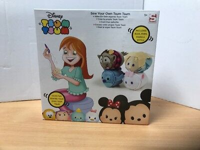 Disney Tsum Tsum Sew Your Own Tsum Tsum