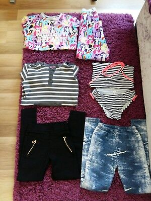 5 bundle lovely clothes for girls age 9-10 years