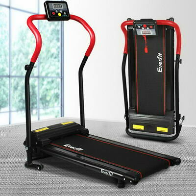 Everfit Electric Treadmill Cardio Home Gym Machine Workout Running Exercise Tool