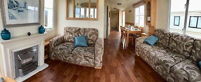 Sited Cheap Static Caravan For Sale... Must see!!