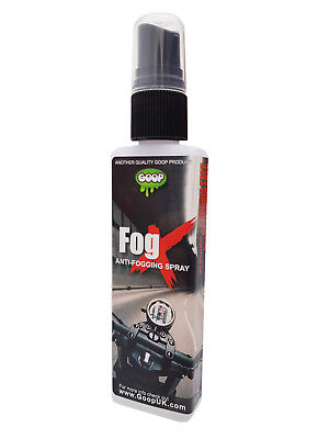 Fog-X Anti Mist / Anti Fog Visor Spray / Mirror / Windscreen / Glasses