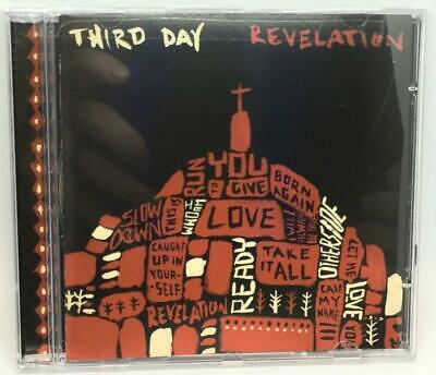 cd third day revelation