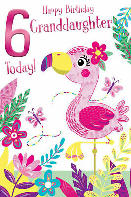 For A Special Great Granddaughter On Your 3rd Birthday Card 289