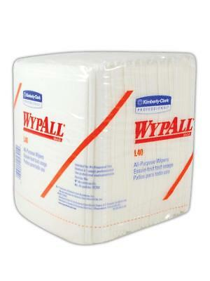 Kimberly-Clark WYPALL Light-Duty General Purpose Wipers, 12.5X13 in, 1,008/Case