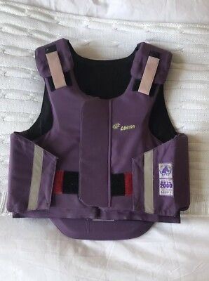 Loveson Childrens Horse Riding Body Protector Size L