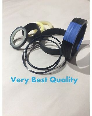 Hydraulic Seal Kit for Case 580B CK B Backhoe Boom Cyl includes Wear Ring