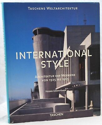International Style, Architektur der Moderne