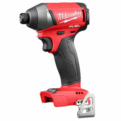 New Milwaukee M18 FUEL Brushless Hex Impact Driver Model (Bare Tool) # 2753-20