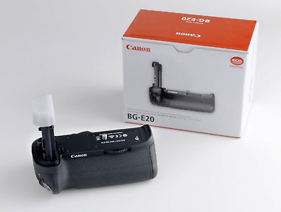 Canon BG-E20 Battery Grip for EOS 5D Mark IV (Brand New) with Warranty