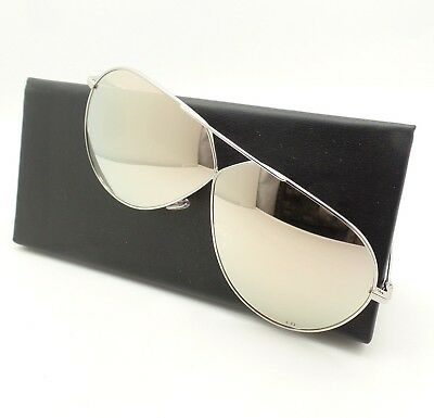 de5b335ceb Christian Dior Stellaire 3 010SQ Palladium Mirror New Sunglasses Authentic