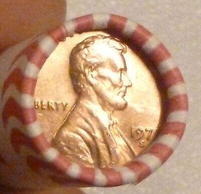 1972S Lincoln Memorial Cent Uncirculated Original Penny Sealed Rolls