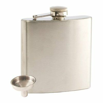 Flask Insulated, Stainless Steel Novelty Unique Vintage Liquor Flask