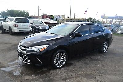 2017 Toyota Camry XLE 2017 Toyota Camry XLE