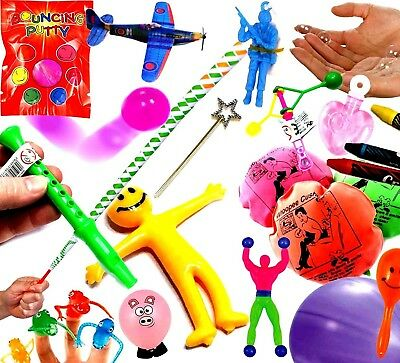 Children Birthday Party Bag Fillers Toys Girls & Boys,, Wedding Loot