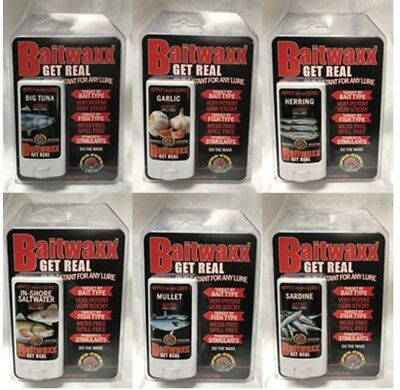 <New Product> Pro-Cure Bait Waxx  0.55oz. - Choose your favorite two SW scents!
