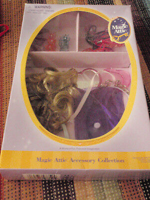 Magic Attic Accessory Collection - Hair Play Pack  new