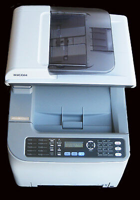 RICOH Aficio SP C232SF A4 Colour Laser All-In-One Printer in Great Condition