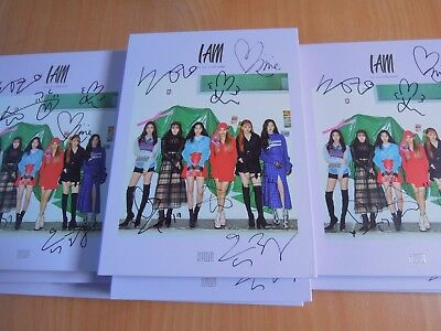 (G)I-DLE - I AM (1st Mini Promo) with Autographed (Signed) 39.99