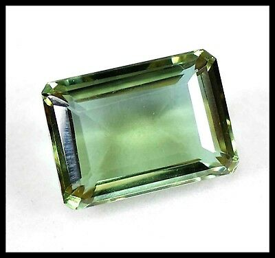 11.60Ct EGL Certified Emerald Cut Awesome Color Changing Alexandrite Gems AR2663