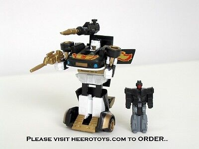 World Smallest Transformers WST G1 Stepper by Heero