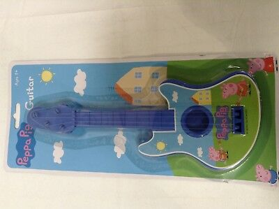 Peppa Pig Guitar. HALSALLS. Shipping Included