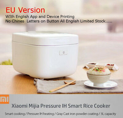 Xiaomi-Induction Heat -3L-Smart-Electric-Rice-Cooker English Version