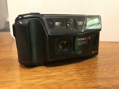 Yashica T3D T4 T5 Compact Camera