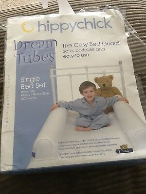 Hippychick dream tubes SINGLE - BRAND NEW unopened- Toddler Bed Guard