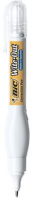 BIC Wite-Out Shake 'n Squeeze Correction Pen, 8 ml, White