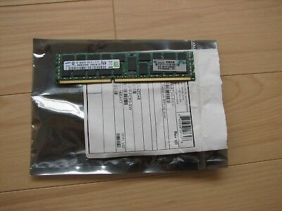 8GB HP 500205-071 PC3-10600R 1333MHz Reg 2Rx4 DDR3 ECC Server Memory RAM