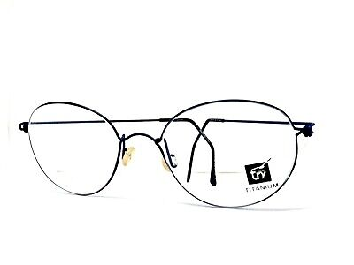 Try Montatura Da Vista In Titanio  Made In Italy Glasses Frame Brille Lunettes