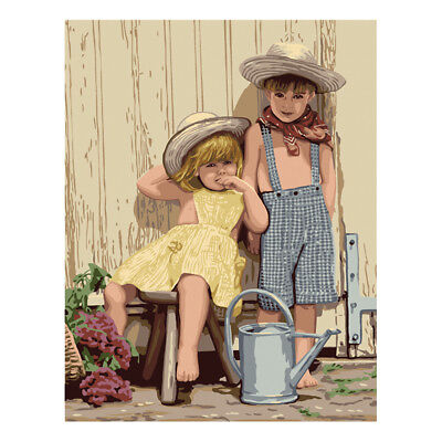 Royal Paris Tapestry Printed Canvas Lazy Days Children | 98801420539