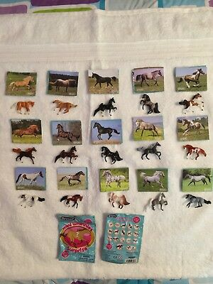 Breyer 2018 Mini Whinnies Surprise Bags. Series 3. Lot of 15 Horses. Opened.