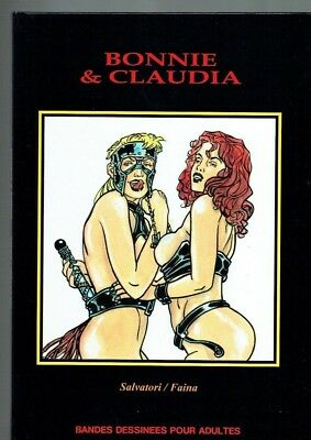 N°701 - B.D. Adulte - BONNIE 1 CLAUDIA - SALVATORI/FAINA