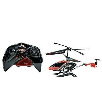 Sky Rover Bandit Helicopter with Gyro - Red by SkyRover