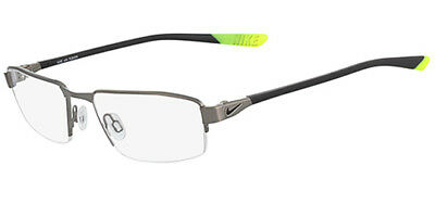 8bdcaa620e NIKE OPTICAL SEMI-RIMLESS Eyeglasses Frames w  Flexon Memory Metal - 4273  038 -  49.99