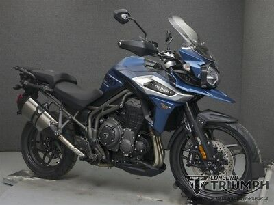 Triumph Tiger 1200  2018 Triumph Tiger 1200 XRX LOW New