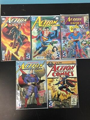 Action Comics #1000 11 Cover Bundle All First Printings