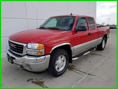 "GMC Sierra 1500 4WD Ext Cab 143.5"" SLE2 2007 4WD Ext Cab 143.5"" SLE2 Used 5.3L V8 16V Automatic 4WD Pickup Truck Premium"
